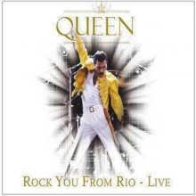 QUEEN - Rock You From Rio Live [Vinyl LP]
