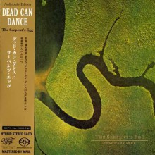 DEAD CAN DANCE - The Serpent's Egg [Mini-LP SACD]