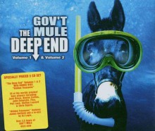 Gov't Mule - The Deep End Vol.1 & 2 [3CD]