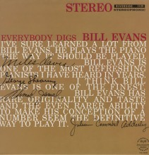 Bill Evans Trio - Everybody Digs Bill Evans [Vinyl LP]