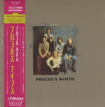 PROCOL HARUM - Procol's Ninth [Mini-LP K2HD CD]
