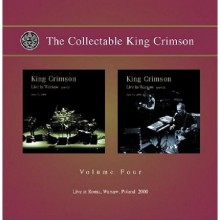 KING CRIMSON - The Collectable King Crimson Volume 4 [2-CD]