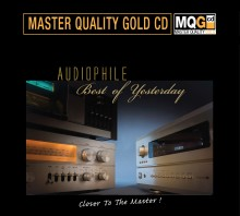 Various Artists - Audiophile Best Of Yesterday (Master Quality Gold CD MQGCD) 2018