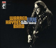 Warren Haynes Band - Live At The Moody Theater [2CD + DVD] 2012