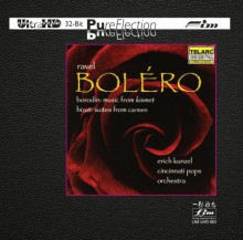 Ravel - Bolero (UltraHD 32Bit PureFlection CD)