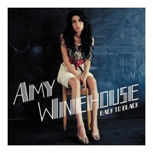 Amy Winehouse - Back To Black [CD]