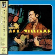 Hank Williams - The Very Best Of [Japan 200g Vinyl LP]