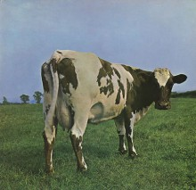 Pink Floyd - Atom Heart Mother [Vinyl LP] used