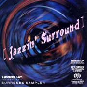 VARIOUS ARTISTS - Jazzin' Surround SACD Sampler [SACD]