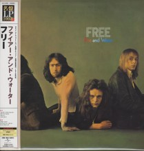 Free - Fire And Water [Japan 200g Vinyl LP]