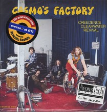 Creedence Clearwater Revival - Cosmo's Factory (180g Vinyl LP) [AcousTech]