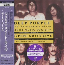 DEEP PURPLE - Gemini Suite Live [Japan Mini LP K2HD CD]