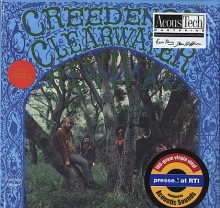 Creedence Clearwater Revival - Creedence Clearwater Revival (180g Vinyl LP) [AcousTech]