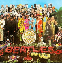THE BEATLES - SGT. Pepper's Lonely Hearts Club Band [Vinyl LP]