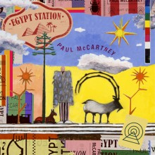 Paul McCartney - Egypt Station (Deluxe-Edition) (180g Vinyl 2LP) 2018