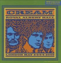 Cream - Royal Albert Hall, London 2-6 May 2005 [US Vinyl 3-LP]