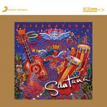 Santana - Supernatural (Japan K2HD CD)