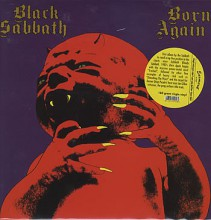 Black Sabbath - Born Again [180g Vinyl LP]