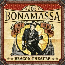 Joe Bonamassa - Beacon Theatre: Live From New York [2CD] 2012