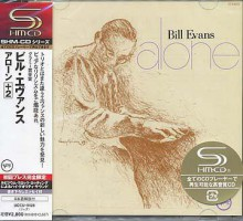 BILL EVANS - Alone [SHM-CD]