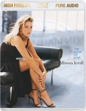 Diana Krall - The Look of Love (Blu-Ray Pure Audio Disc) 2013