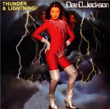 Dee D. Jackson - Thunder & Lightning [CD] 2011