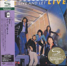 10CC - Live And Let Live (2CD) [Mini LP SHM-CD]