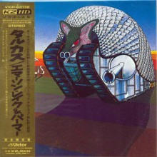 EMERSON LAKE & PALMER - Tarkus [Mini-LP K2HD CD]