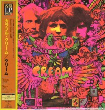 Cream - Disraeli Gears [Japan 200g Vinyl LP]