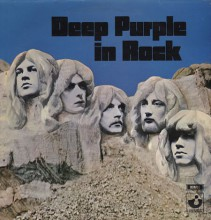 Deep Purple - In Rock (Vinyl LP) used