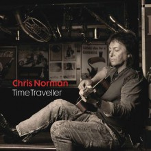 Chris Norman - Time Traveller [CD] 2011