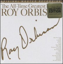 Roy Orbison - The All-Time Greatest Hits (MFSL) (24kt Gold CD)