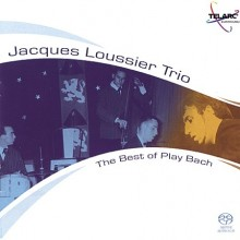 Jacques Loussier - The Best of Play Bach [Hybrid Multichannel SACD]