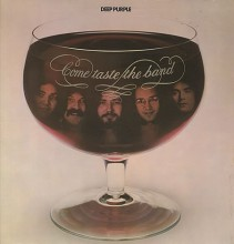 DEEP PURPLE - Come Taste The Band [Vinyl LP] used