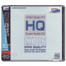 Various Artists - Exton High Quality Super Audio CD Sampler Vol.1 [HQ-SACD]
