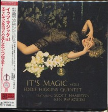 Eddie Higgins Quintet - It's Magic vol.1 (Japan Mini LP 24-bit CD)