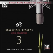 Various Artists - Stockfisch Vinyl Collection Vol.3 (180g Vinyl DMM-LP) 2016