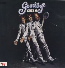 Cream - Goodbye [189g Vinyl LP]