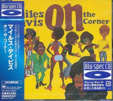 MILES DAVIS - On The Corner [Blu-Spec CD]