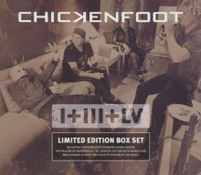 Chickenfoot - I+III+LV (Box Set) [3CD+DVD] 2012