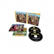 The Beatles - Sgt. Pepper's Lonely Hearts Club Band (50th-Anniversary-Edition) (2CD Deluxe Edition) 2017