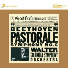 Beethoven - Symphony No. 6 Pastorale (Japan K2HD CD)