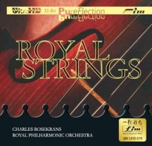 Charles Rosekrans - Royal Strings (UltraHD 32Bit PureFlection CD)
