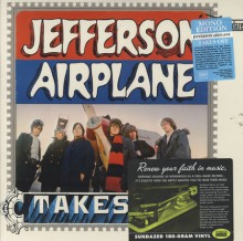 Jefferson Airplane - Takes Off [180g Vinyl LP]