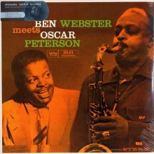Ben Webster / Oscar Peterson - Ben Webster Meets Oscar Peterson (180g LP)