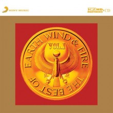 Earth, Wind & Fire - The Best Vol.1 (K2HD CD)