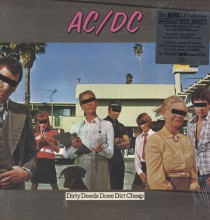 AC/DC - Dirty Deeds Done Dirt Cheap [180g Vinyl LP]