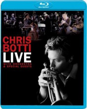 Chris Botti - Live with Orchestra and Guests [Blu-ray]