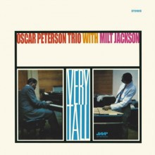 Oscar Peterson Trio with Milt Jackson - Very Tall (180g Vinyl LP)
