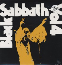Black Sabbath - Vol 4 (180g Vinyl LP)